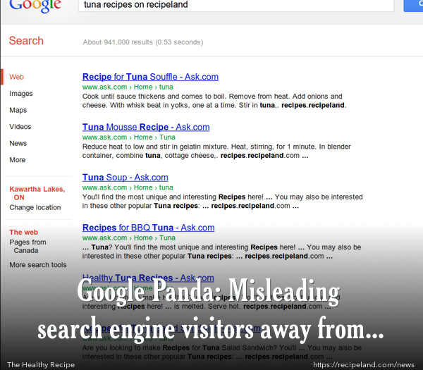 Google Panda: Misleading search engine visitors away from variety