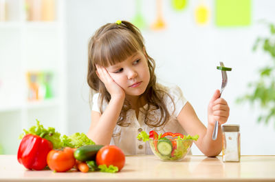 A Healthy Diet for Picky Eaters