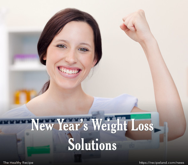 New Year's Weight Loss Solutions