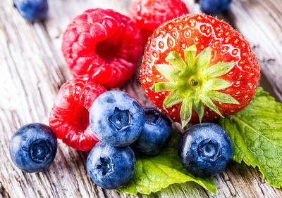 Antioxidant Rich Foods that Detoxify