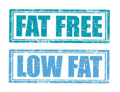 Beware of Fat-Free!