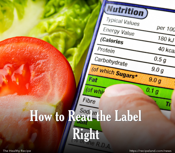 How to Read the Label Right