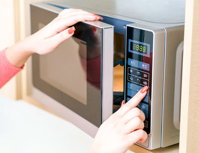 Using Your Microwave for Healthy Cooking