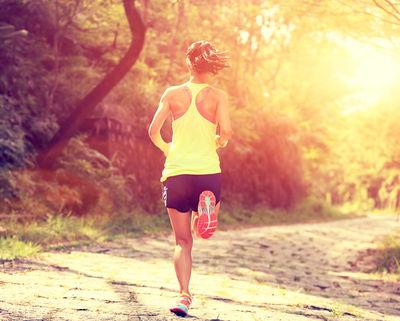 Running Improves Motor Skill