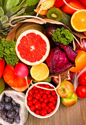 Why You Should Eat Colourful Fruits and Vegetables