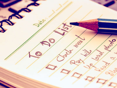 7 Obstacles to Getting Your to-Do List Done