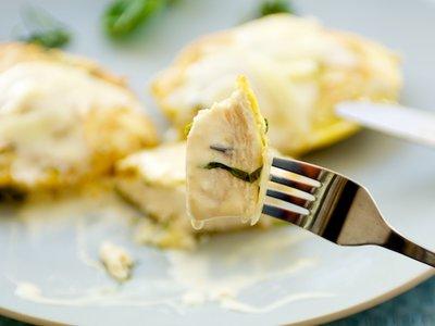 Chicken Cutlets Romano