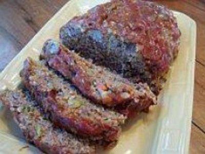 A Better Crockpot Meatloaf