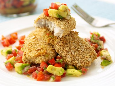 Mexican-Style Baked Fish