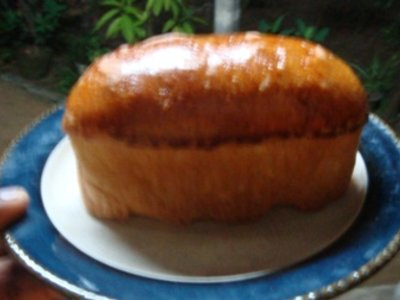 Homemade Mini Bread