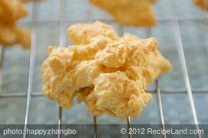 Key Largo Coral Meringue Cookies