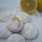 Sunshine Lemon Cooler Cookies