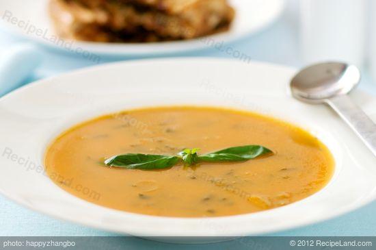 Amazing Roasted Tomato Soup