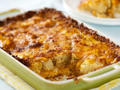 Best Moosewood's Cauliflower Cheese Pie