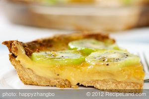 Kiwi-Lemon Pie