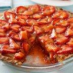 Strawberry-Kiwi Pie