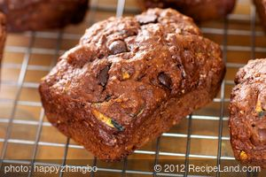 Chocolate Zucchini Loaf/Cake
