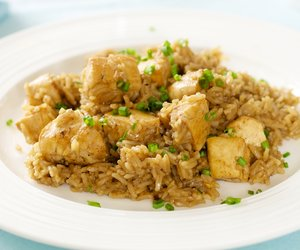 Anise Chicken for Two