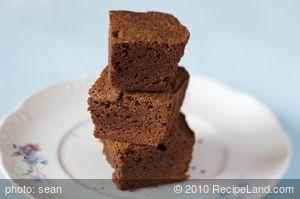 """""""The Best"""" Brownies"""