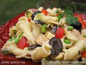 Mary Poulin's Pasta Salad