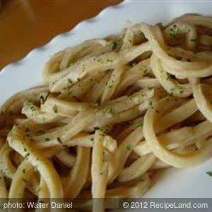 Basic Egg Noodles