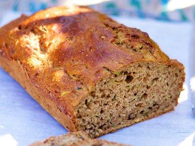 Anastasia's Whole Wheat Zucchini-Banana Bread