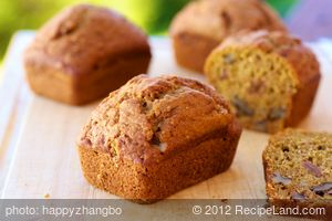 Autumn Quick Bread
