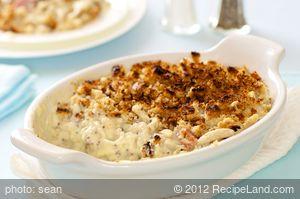 Kielbasa-Mustard Macaroni and Cheese