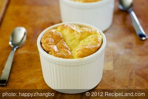 Cauliflower Souffle