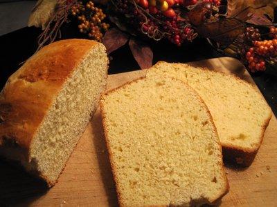 Best Portuguese Sweet Bread (Bread Machine)