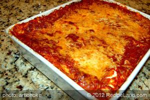 The #1 Lasagna Recipe