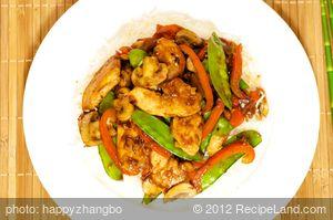 Quick Chicken Stir-Fry