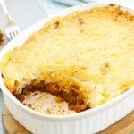 Garlicky Shepherd's Pie