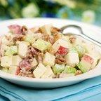 Apple  Celery and Walnut Salad