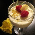 Lemon Butter Mousse