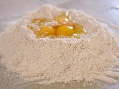Fresh Whole Egg Pasta