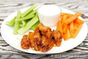 Buffalo Chicken Wings 5