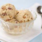 Almond Vanilla Ice Cream