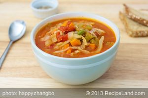 Cabbage Fat-Burning Soup