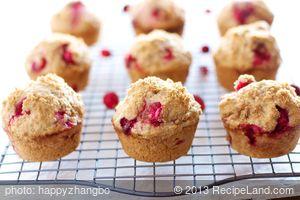 Best Cranberry Muffins