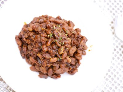 Boston Baked Beans For 3 1/2 Qt. Crockpot