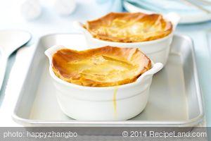 Deep-Dish Leftover Turkey Pot Pie