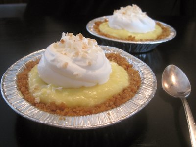 Most Loved Coconut Cream Pie