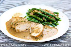 Quick and Easy Tarragon Chicken