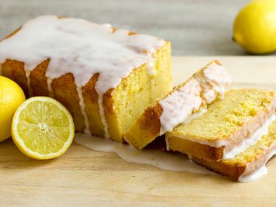 Iced Lemon Loaf (Barefoot Contessa)