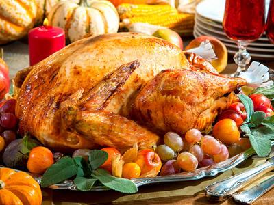Super-Moist Roast Turkey
