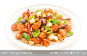Delicious Kung Pao Chicken