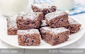Award Winner Brownies