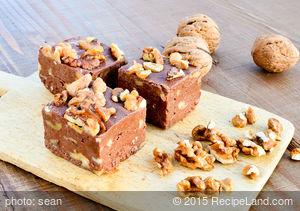 A1 Prize Winning Fudge