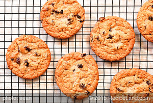 Amazing Oatmeal Cookies